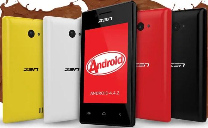 Zen Ultrafone 105 Pro