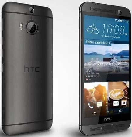 HTC One M9 Plus - Black Colour
