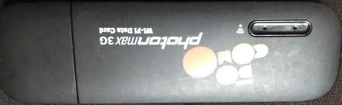 Tata Photon Max 3G WiFi Data Card E8231s-1 Huawei