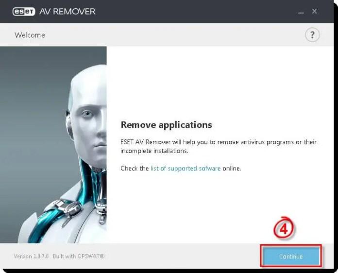 ESET AV Remover