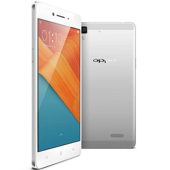 Oppo R7 in China
