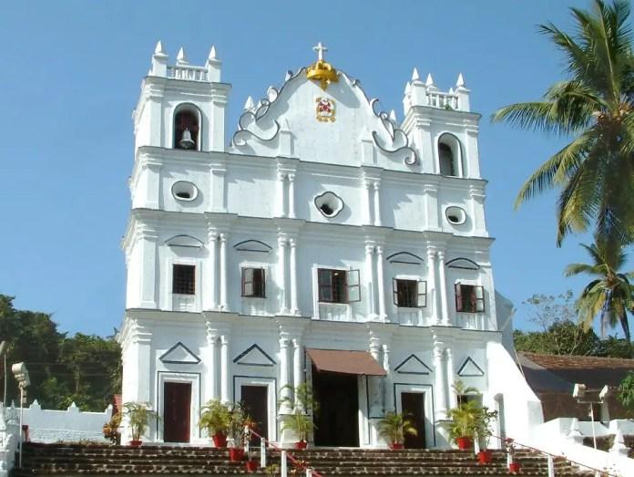 The Church of Three kings, Goa