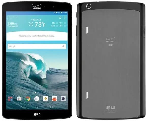 LG G Pad X8.3