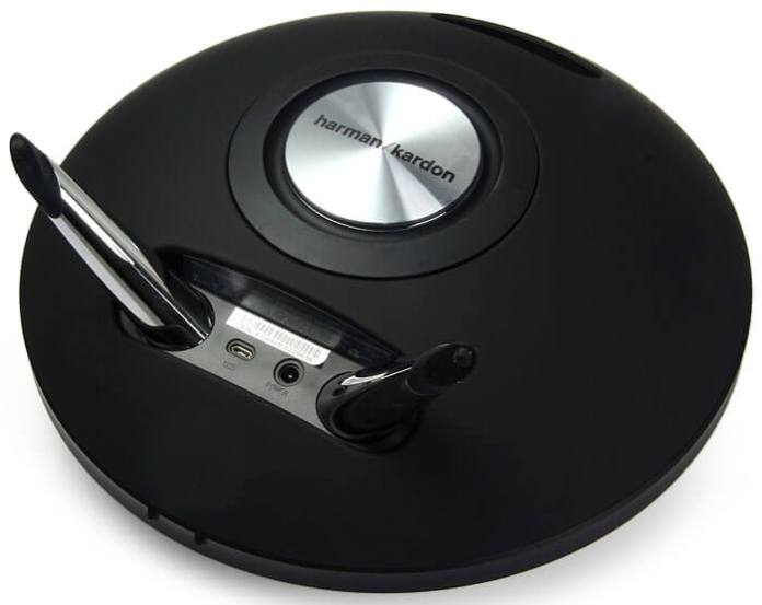 Harman Kardon Onyx Studio Wireless Bluetooth Speaker - Back