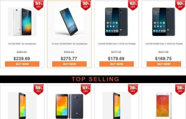 Xiaomi Devices