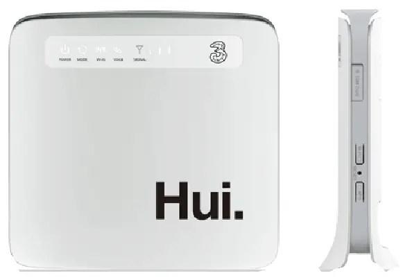3HuiGate - Huawei E5186