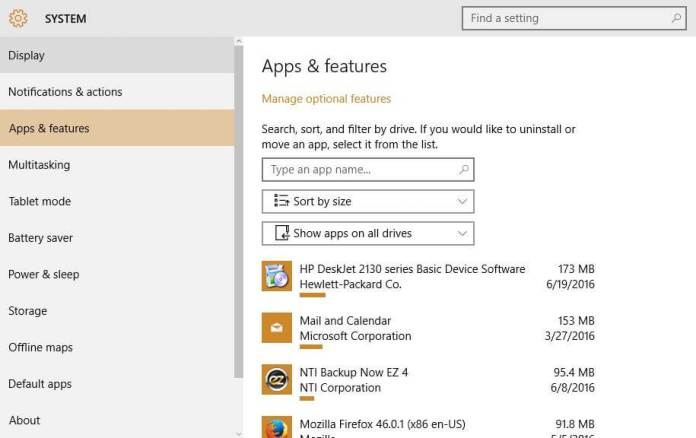 apps-and-features