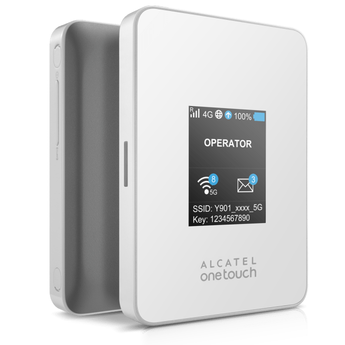 How to Unlock Cosmote Greece Alcatel Y901 WiFi MiFi Router
