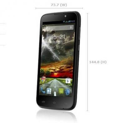 Fly ERA Energy 1 with KitKat in Russia