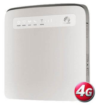 Huawei E5186 Router (Vodafone B4000 Gateway)