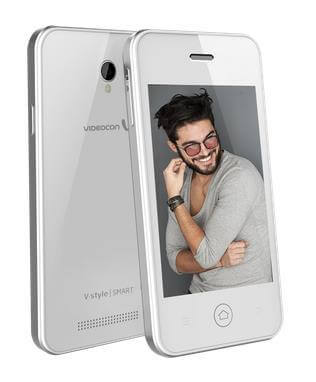 Videocon Vstyle Smart Dual SIM Android Smartphone with Whatsapp & Facebook
