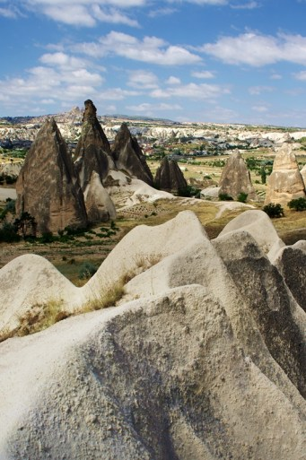 Close to the Goreme