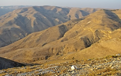 Amazing Jordan Valley