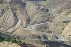 Mujib Canyon