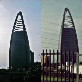 copy of the hotel in Dubai
