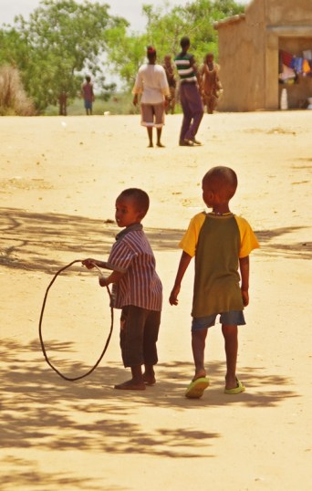 famous African toy (another photo)