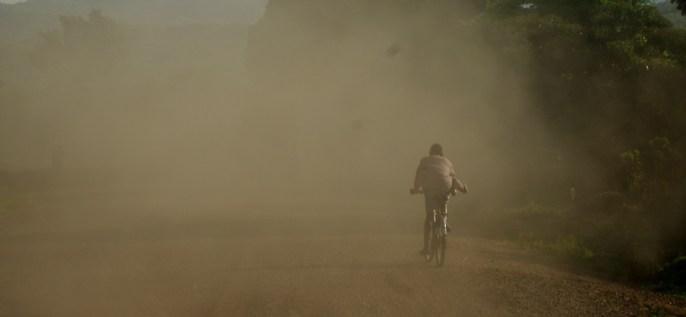 sometimes was dusty