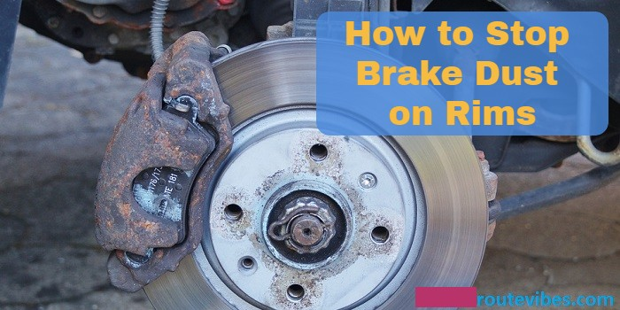 How to Stop Brake Dust on Rims