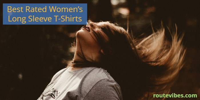Best Rated Women's Long Sleeve T-Shirts