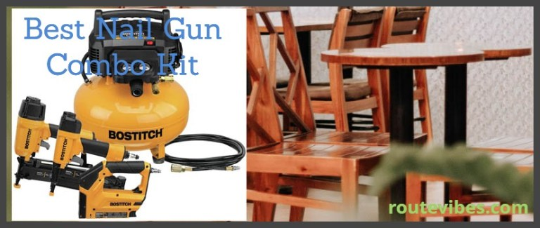 Best Nail Gun Combo Kit