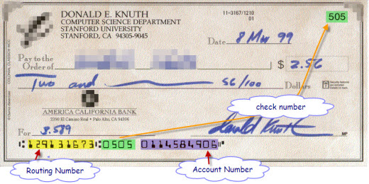 Huntington Bank Routing Number On Check