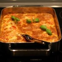 Hyvää ja helppoa arkiruokaa: espanjalainen munakas