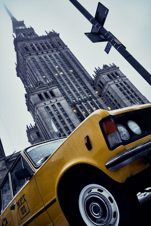 Urban Landscapes - Taxi