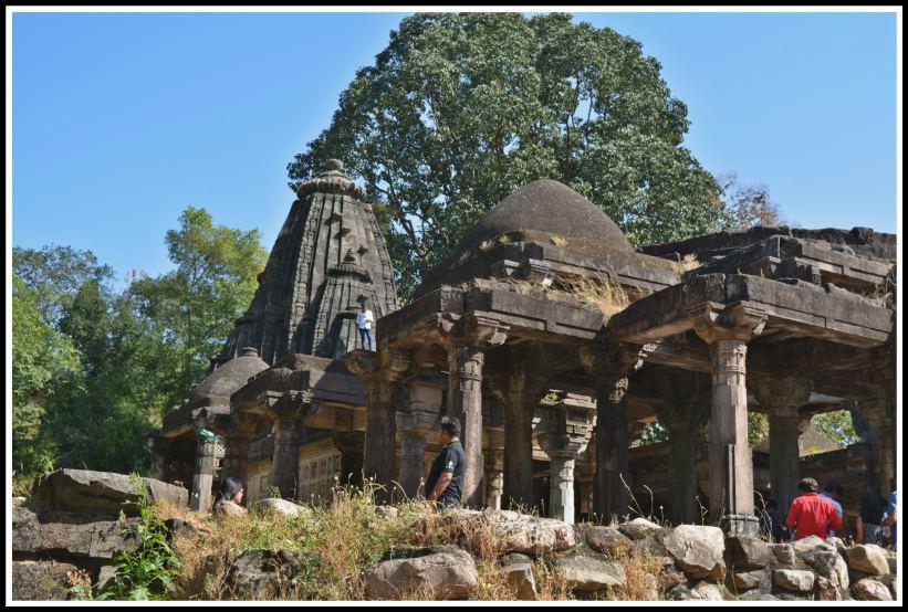 Polo Temple Ruins