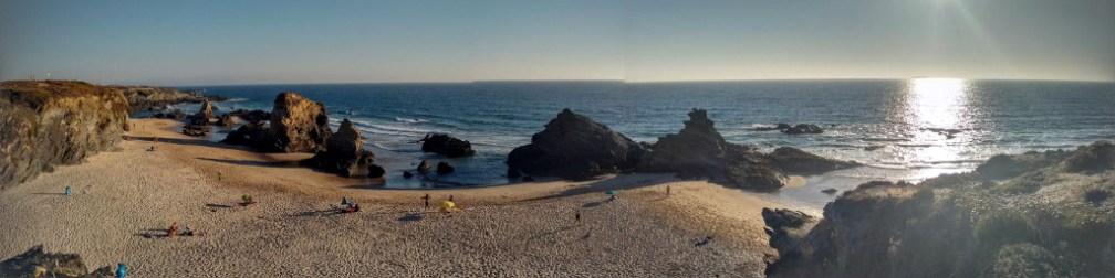 Algarve panoramic.