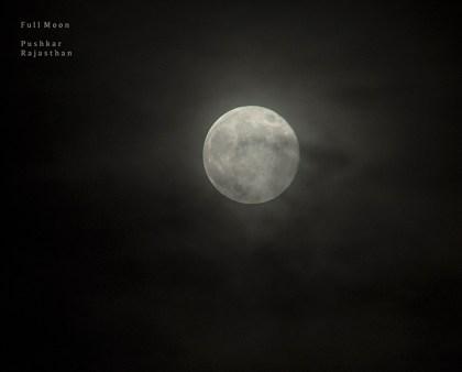 Full Moon, Pushkar