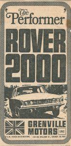 DSC_0036 Rover 2000 Ad circa 1965