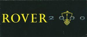 DSC_0001 1964 Rover 2000