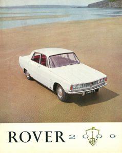 DSC_0001 1964 Rover 2000 Brochure Front