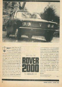 DSC_0018 Rover 2000 Rover Australia Ad March 1967