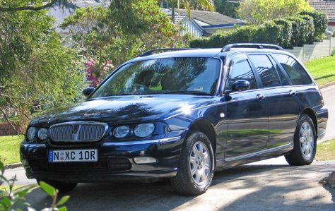 2003 Rover 75 Club Tourer