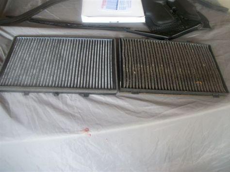 Rover 75 - Pollen filter