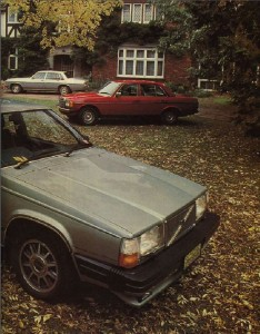 1984 Rover VDP Wheels road test cover photo 2
