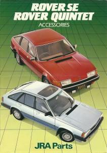 DSC_0004 Rover 3500 SE & Quintet Australia Accessories 1983