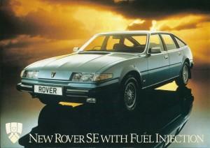 DSC_0007 1981 Rover 3500 SE Brochure Cover 11-1981