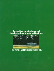 DSC_0018 Rover 3500 SE November 1981 page 1