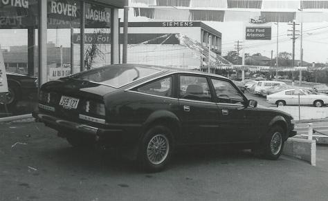 DSC_0052 1978 Rover 3500 SD1 Artarmon 6-8-1978