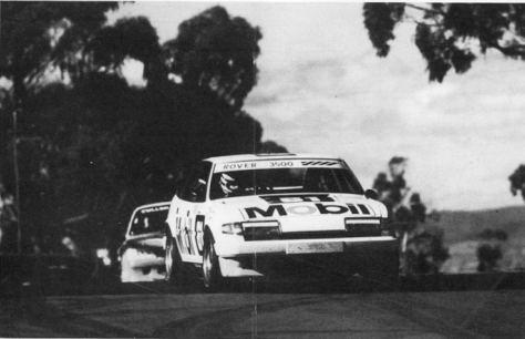 1 Rover Vitesse Bathurst 1984