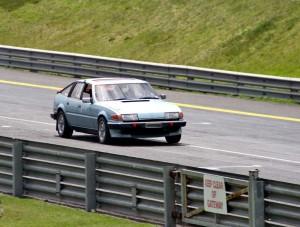 1984 Rover 3500 SE Sandown Raceway Vic