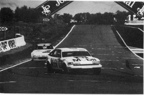 3 Rover Vitesse Bathurst 30-9-1984