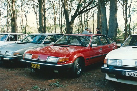 DSC_0037 1983 Rover 2600S The Gib Bowral 16-8-1992
