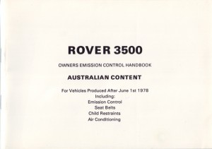 DSC_0003 SD1 glovebox Cover Australian Content from 1 June 1978