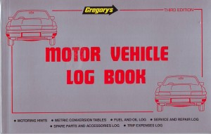 Gregorys log book SD1