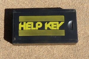 P1080811 Help Key Holder 1981 Rover 3500 SD1