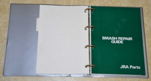 DSC_0113a JRA Smash Repair Guide 1987