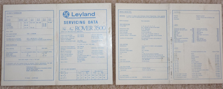 rover sd1 workshop manual download